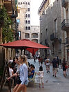 Barcelona at a glance and tapas tasting