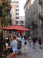 Barcellona in sintesi e degustazione di tapas