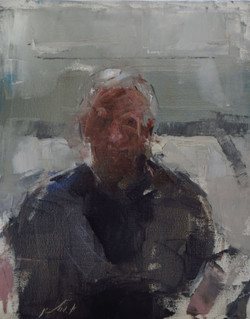 Dad in the Studio