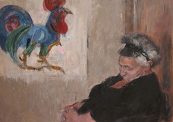 Slumber (the Rooster)