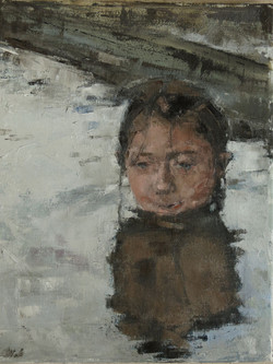 Noga (Swimming Pool Reflection)