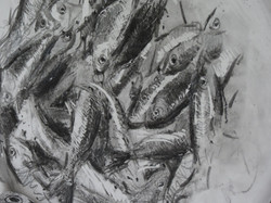 Fish Platter, detail