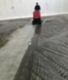 Floor cleaners