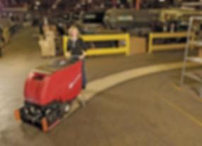 Floor Scrubber | Floor Cleaning Equipment