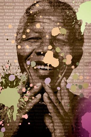 Mandela Bless Africa
