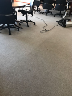 Corporate carpet cleaners