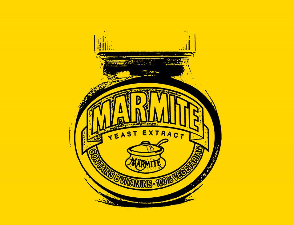 Marmite Yellow
