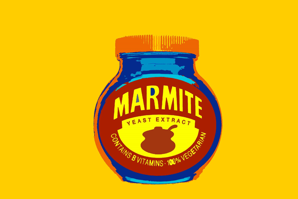 Marmite Blue