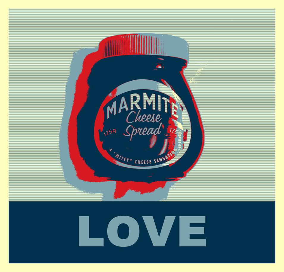 Marmite Easy Cheesy