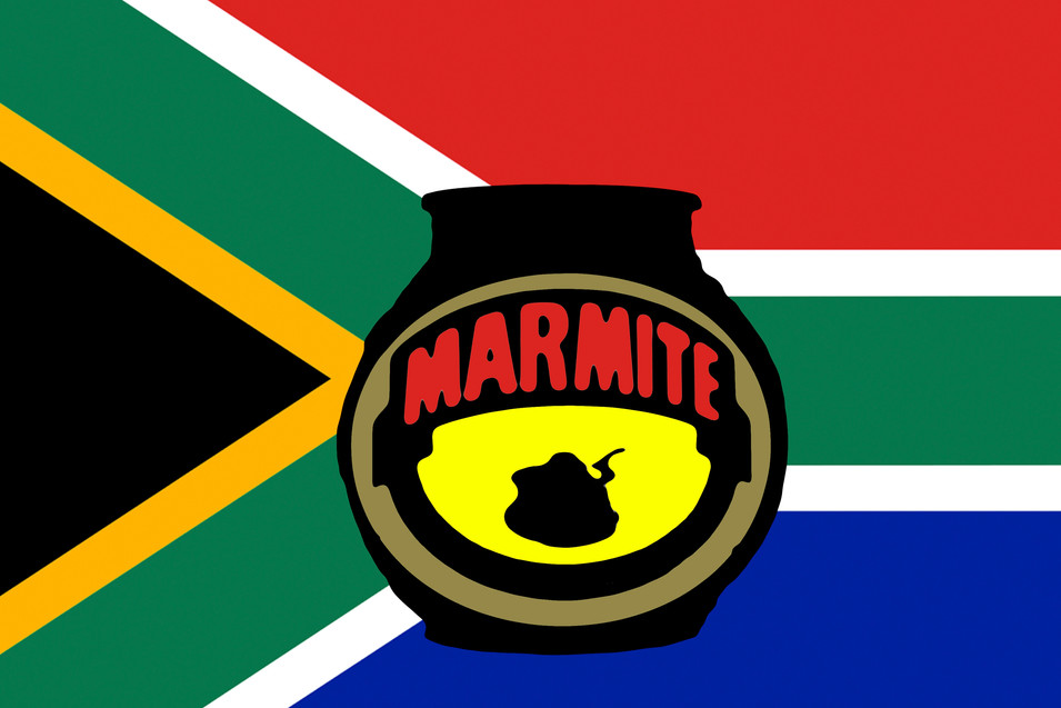 South Africa loves Marmite
