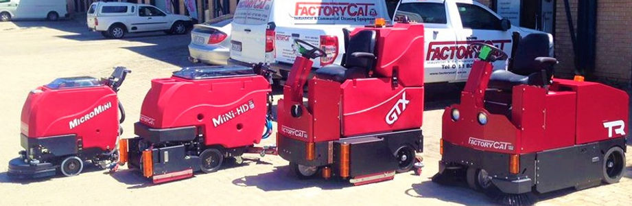 Floor Cleaning Equipment South Africa