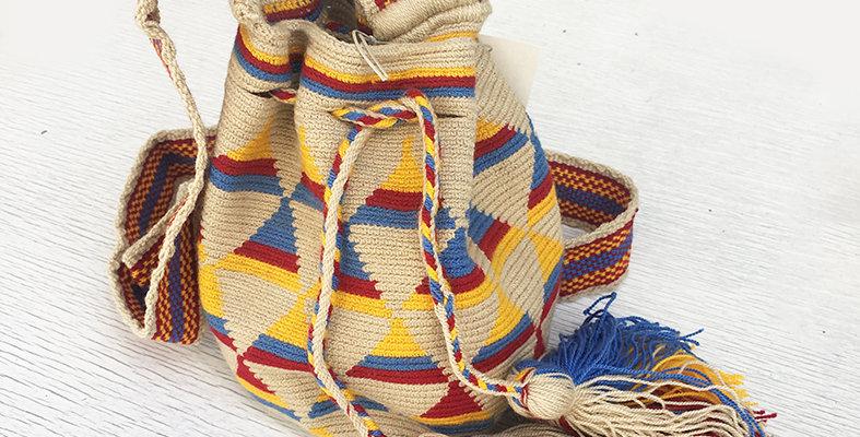 Small Mochila Wayuu -Mexican