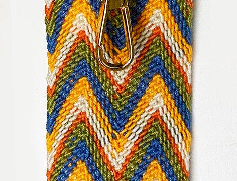 Wayuu Bag Strap - Wide 7cm