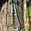 Thumbnail: Miyuki Glass Flat Bead Necklace