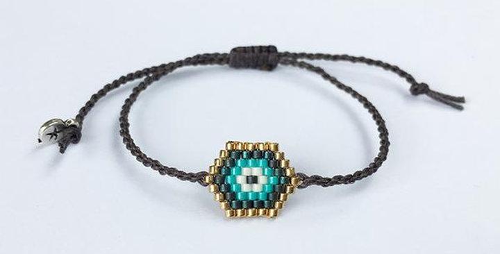 Miyuki Eye Bracelet