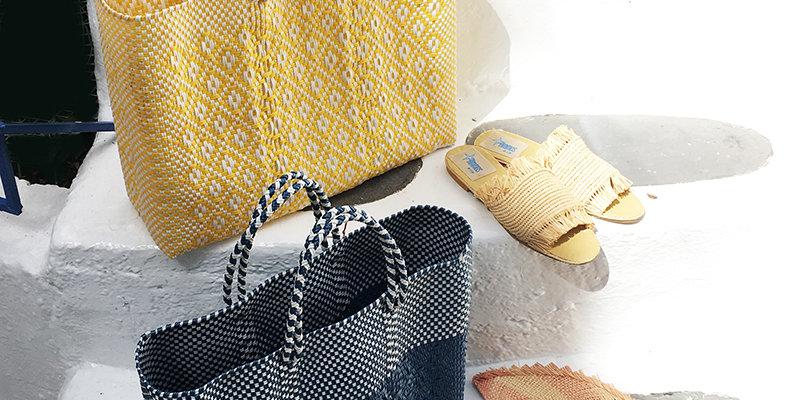 Oaxaca Plastic Bag