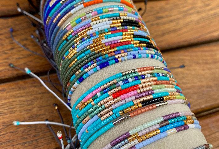 Miyuki Chic Bracelet