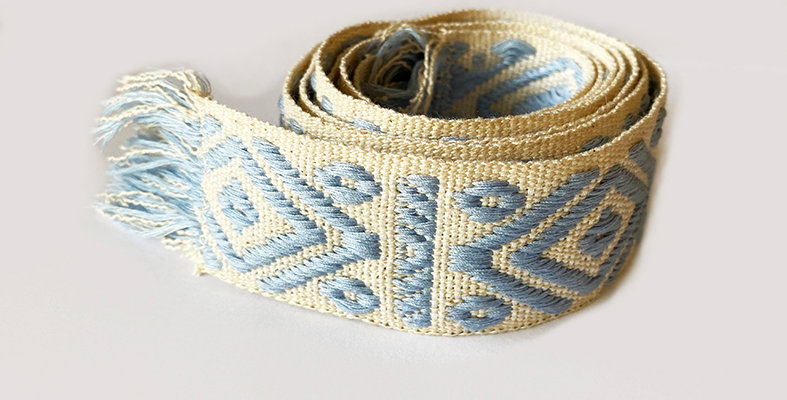 Woven Belt -SkyBlue