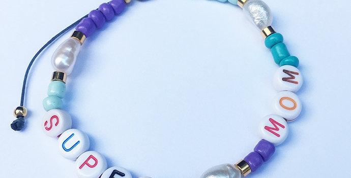 Super Mom  Bracelet