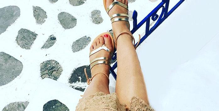 The Dhalia sandal