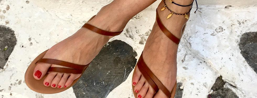 The Delphine Double sandal