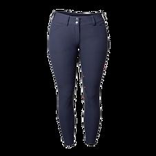 Pantalon d'Équitation Femme Bleu Marine - GEM