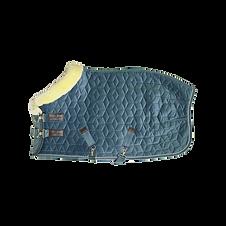 Couverture de Présentation Velvet 160g Émeraude - Kentucky Horsewear