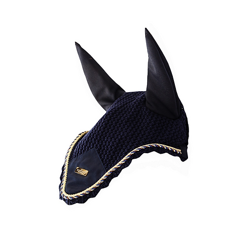 Bonnet anti-mouches Equestrian Stockholm Royal Classic