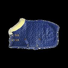 Couverture de Présentation Velvet 160g Bleu Marine - Kentucky Horsewear