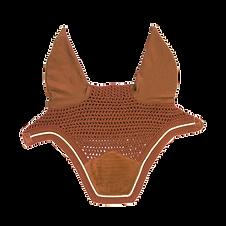 Bonnet Wellington Velvet Orange - Kentucky Horsewear