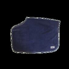 Couvre-Reins Carré Heavy Fleece Bleu - Kentucky Horsewear
