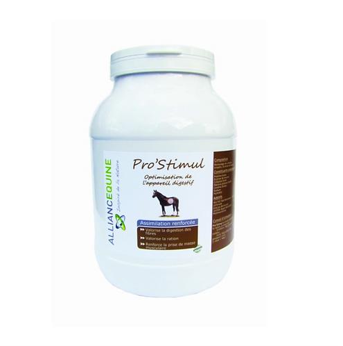 Complément digestion Pro'Stimul Alliance Équine