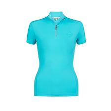 T-Shirt Base Layer Manches Courtes Azure - LeMieux
