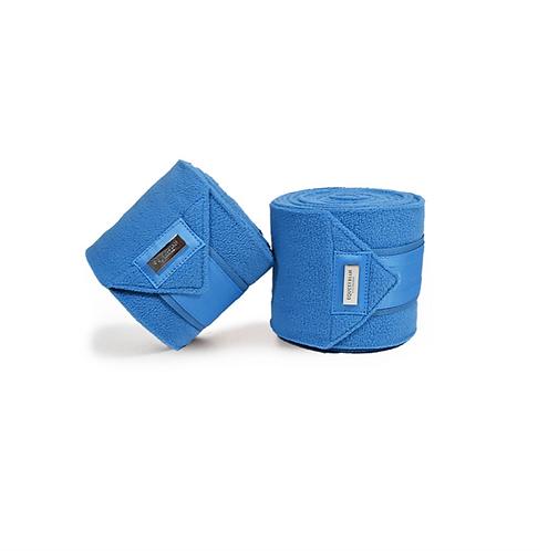 EQUESTRIAN STOCKHOLM BANDES DE POLO PARISIAN BLUE
