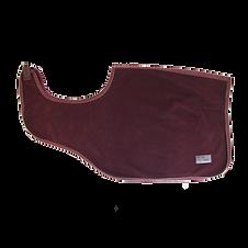 Couvre-Reins Heavy Fleece Bordeaux - Kentucky Horsewear