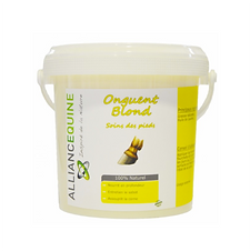 ALLIANCE ÉQUINE - ONGUENT BLOND 1L