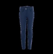 Pantalon d'Équitation Femme Bleu - Montar