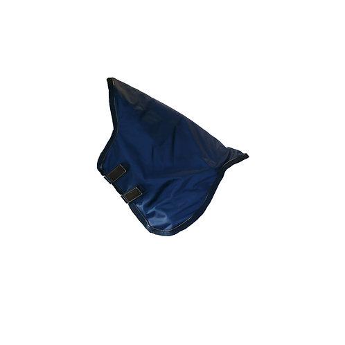Couvre-cou imperméable Kentucky Horsewear 150g bleu