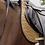 Tapis de selle CHEVAL Softshell Kentucky Horsewear moutarde