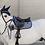 Tapis de selle CHEVAL Softshell Kentucky Horsewear gris