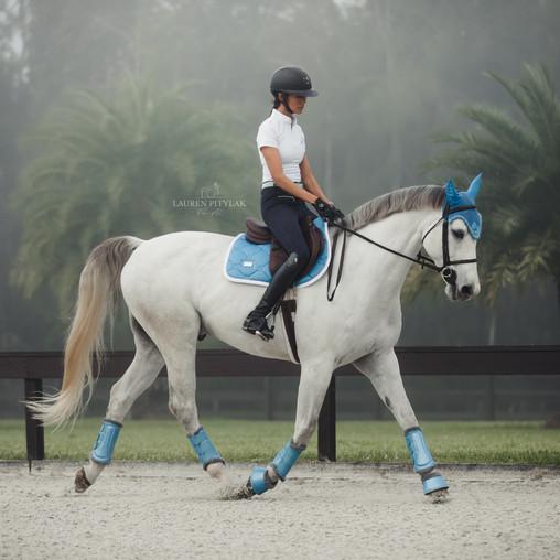 Equestrian Stockholm dévoile les coloris Parisian Blue et Silver Cloud