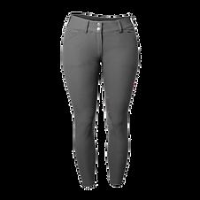 Pantalon d'Équitation Femme Gris - GEM