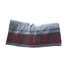 Couverture Séchante Carré Épaisse Fishbone - Kentucky Horsewear