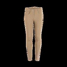 Pantalon d'Équitation Femme Beige - Montar