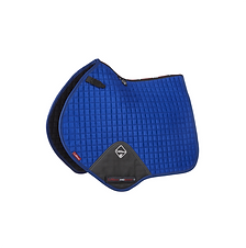 TAPIS DE SELLE SUEDE CLOSE CONTACT BENETTON BLUE - LEMIEUX