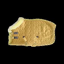 Couverture de Présentation Velvet 160g Moutarde - Kentucky Horsewear