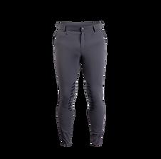 Pantalon d'Équitation Homme Gris Foncé - Montar