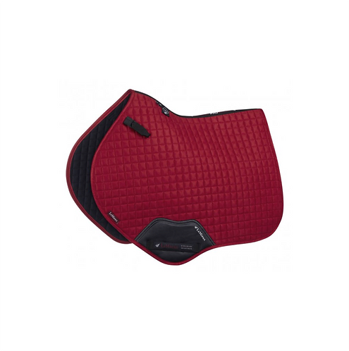 LEMIEUX TAPIS DE SELLE CHEVAL PROSPORT SUEDE CLOSE CONTACT SQUARE CHILLI