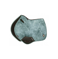 TAPIS DE SELLE GLACÉ CLOSE CONTACT SAGE - LEMIEUX