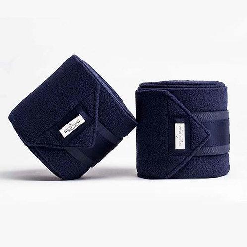 EQUESTRIAN STOCKHOLM - BANDES DE POLO MIDNIGHT BLUE